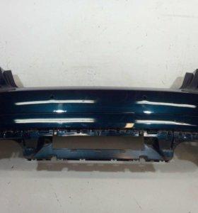 Бампер задний под парктр. AUDI A3 SPORTBACK 16- б/у 8V4807067LGRU 4*