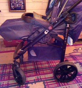 Детская коляска Esspero X-Drive Complect Plus