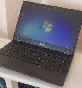 """Ноутбук для работы. 15.6"""". 2-яд. 2Гб"""