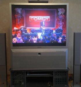 Продам проекционный телевизор