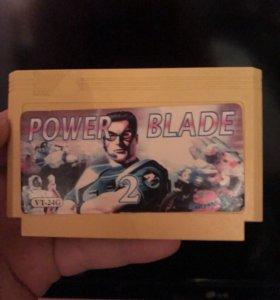 Игра Power Blade 2 для денди