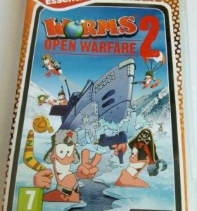Worms : Open Warface 2