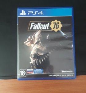 Fallout 76(Playstation 4)