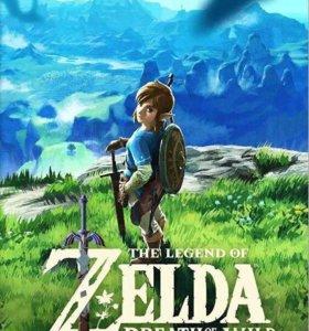 Legend of Zelda: Breathe of the Wild