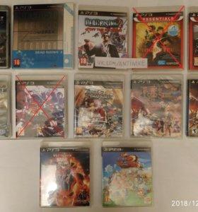 Игры для PS3 (Новые и Б/У)