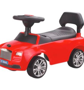 НОВЫЕ. Детская машинка каталка Rolls Royce красн