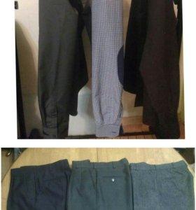 рубашка и брюки. Новые