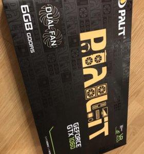 Видеокарта Palit nVidia GeForce GTX 1060 dual 6gb