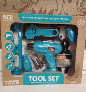 Наборы инструментов новые