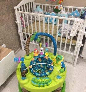 Детский игровой центр evenflo