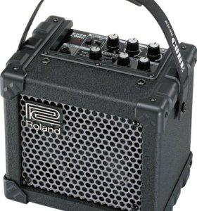 Комбоусилитель Roland micro cube
