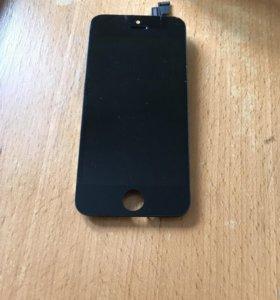 Дисплей iPhone 5s оригинал