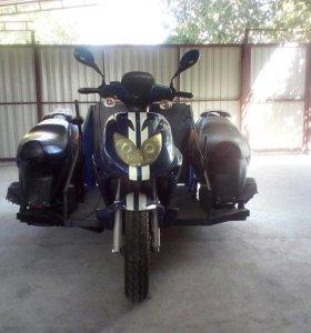 Инвалидная электро коляска (скутор)