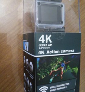 Камера 4К ULTRA HD