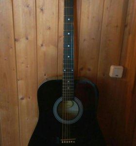 Продам гитару , новая