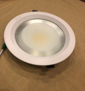 Встраиваемый потолочный светильник Fireled 25Вт