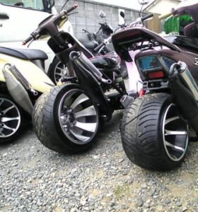 Honda, Suzuki , Yamaha и другие