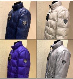 Куртка двусторонняя Emporio Armani EA7 новая