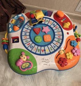 Детский игровой столик Фишер Прайс (музыкальный)