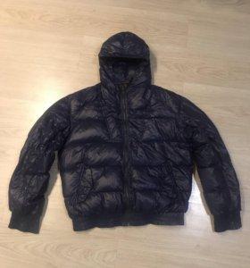 Куртка-пуховик Diesel black gold