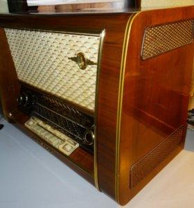 Loewe Opta Apollo 1761W ламповый радиоприемник
