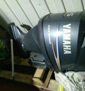 Yamaha 115 подвесной мотор