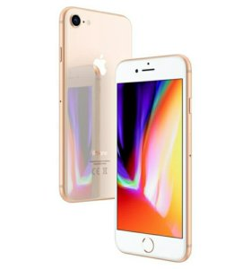 Iphone 8 64GB Gold РСТ на Гарантии