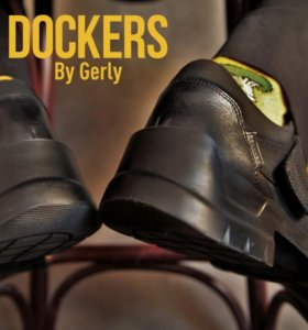 Новые ботинки dokers by gerli / Германия