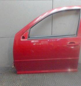 Дверь боковая левая передняя Volkswagen Golf 4 1997-2005