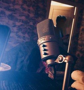 полупроф микрофон Samson G-Track