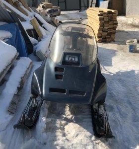 Снегоход Yamaha Ovation 340