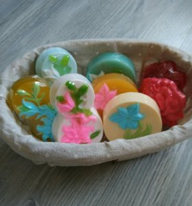 Мыло,бомбочки,скраб,сахар для ванны ручной работы