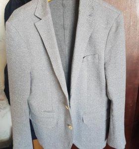 Пиджак Massimo Dutti размер 50