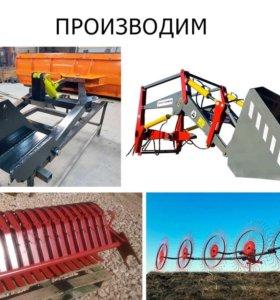 Плуг на т-25, мтз, Т-40, мини-трактор11