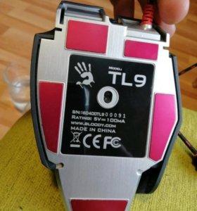 Игровая мышь a4tech tl9