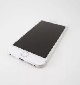 iPhone 6, sliver, 16 gb