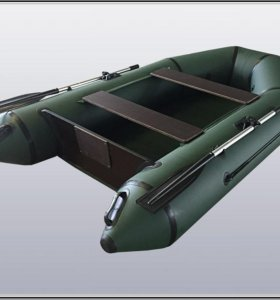 Надувная лодка ПВХ ТМ280 (новая)