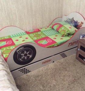 Кровать детская «Турбо»