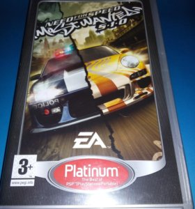 PSP NFS Most Wanted