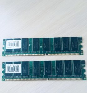 Оперативная память NCP NC7439 256 Gb