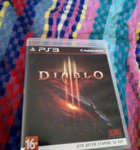 Игра на ps3 Diablo 3