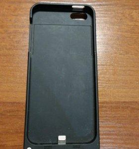 Чехол для айфона 5s с зарядкой