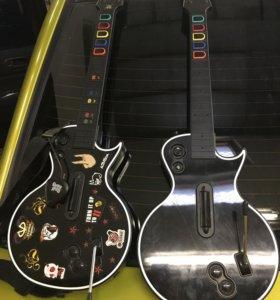 2 Гитары для guitar hero