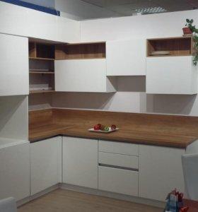 Кухня vip-класса 1,8х2,47м мдф эмаль глянец