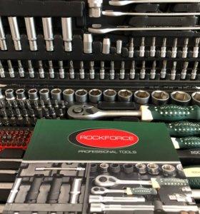 Большой набор инструментов 216 предметов