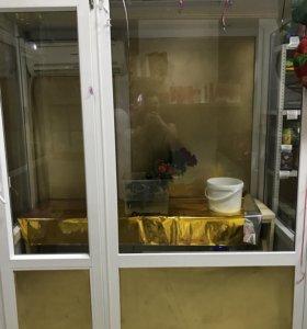 Холодильник по Цветы