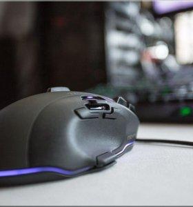 Мышка проводная Игровая