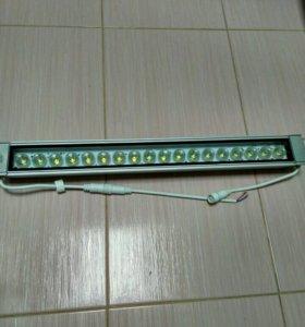 Светильник светодиодный, настенный для подсветки