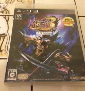 🇯🇵 Monster Hunter Portable 3rd HD Ver. (NTSC-J)