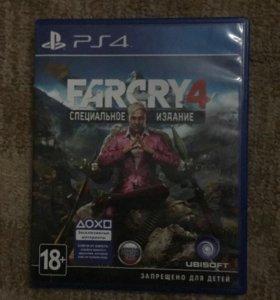 Far Cry 4 Специальное Издание Sony PlayStation 4